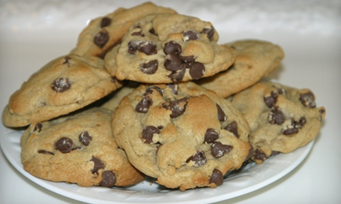Luvbug Cookie Company - Pasadena: One or Two Dozen Delivered Chocolate Chip Cookies from Luvbug Cookie Company (Up to 51% Off)