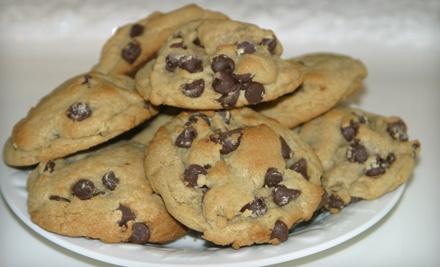 One Dozen Premium Cookies (a $44.95 value) - Luvbug Cookie Company in