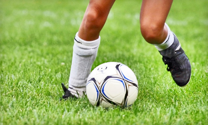 Soccer Zone South Bend - Mishawaka: $10 for Seven Weeks of Kids' Instructional Soccer Classes at Soccer Zone South Bend (Up to $84 Value)