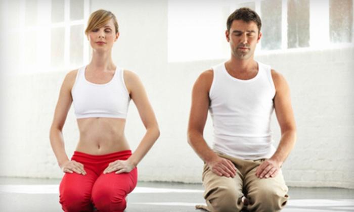 Self Awakening Yoga Studio - Salem: 10 or 15 Classes at Self Awakening Yoga Studio (Up to 74% Off)