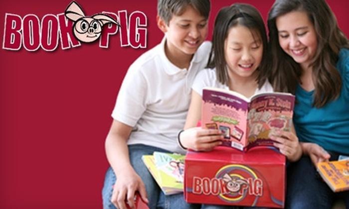 BookPig: $19 for $50 Gift Card to BookPig, an Online Children's Book-Rental Service