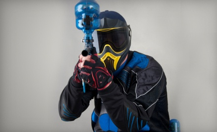 Paintball Package Valid until Sun., Sept. 2 (a $45 value) - Splatball, Inc. in Rogers