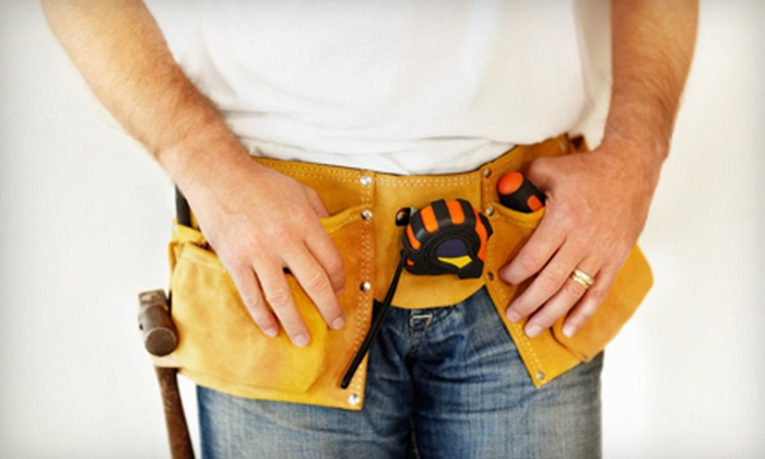 Wise Choice Renovations - Kitchener - Waterloo: $69 for Two Hours of Handyman Services from Wise Choice Renovations (Up to $220 Value)