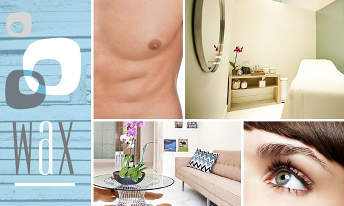WAX - Inman Park: $25 for $55 Worth of Body Waxing at WAX