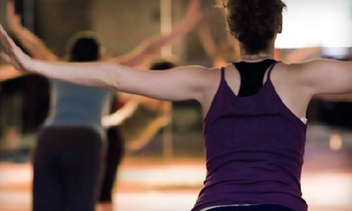 Sweat Fitness - Multiple Locations: $30 for Fitness Package at Sweat Fitness ($265 Value)