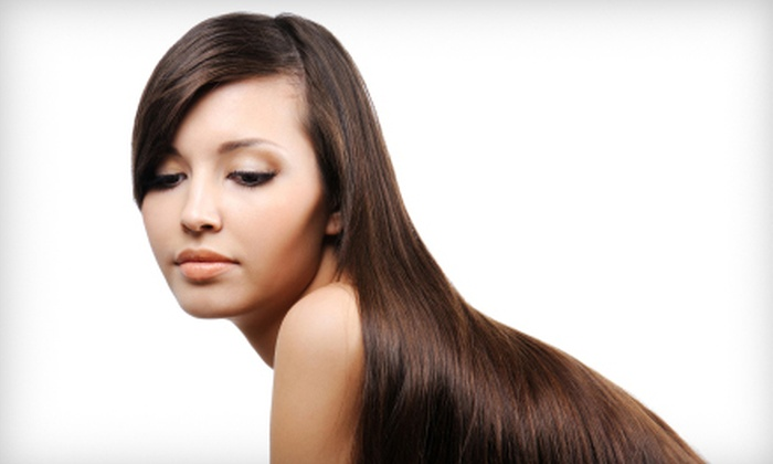 Tite Ends Hair - West Hollywood: Partial Highlights or Hair-Smoothing Keratin Treatment at Tite Ends Hair in West Hollywood