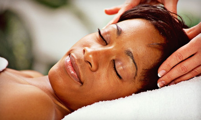 New Look Skin And Laser - Herndon: One or Two Swedish-and-Scalp-Massage Packages at New Look Skin And Laser in Herndon (Up to 60% Off)