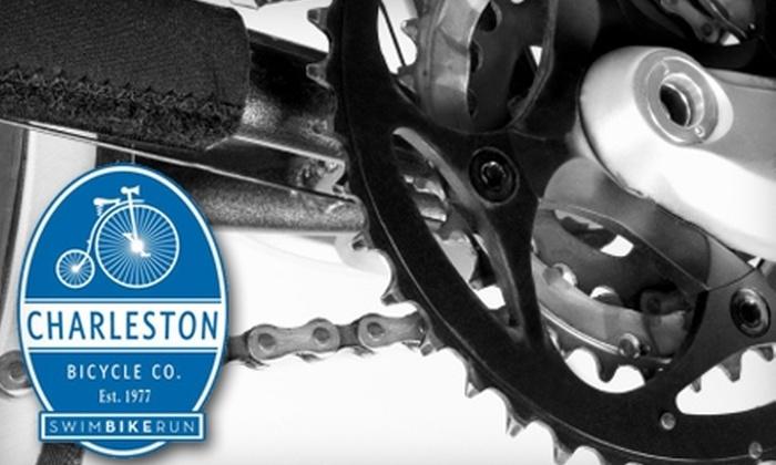 Charleston Bicycle Company - Parkwood / Farmfield: $30 for a Bicycle Tune-Up at Charleston Bicycle Company ($65 Value)