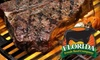 Florida Fresh Meat Company: $62 for Mail-Order Beef Baron's Tailgate Sampler ($125 Value)