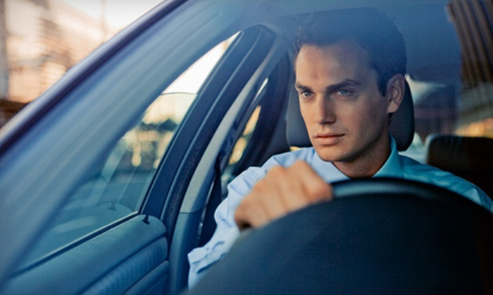Mobile Windshield Doctor - Strathcona Industrial Park: $49 for Five Windshield-Chip Repairs at Mobile Windshield Doctor (Up to $325 Value)