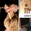 Up to 47% Off Haircut at Color By Numbers