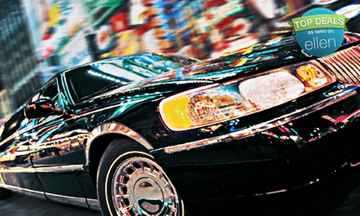 Affinity Limousine - Libbytown: Transportation Packages from Affinity Limousine (Up to 60% Off). Five Options Available.