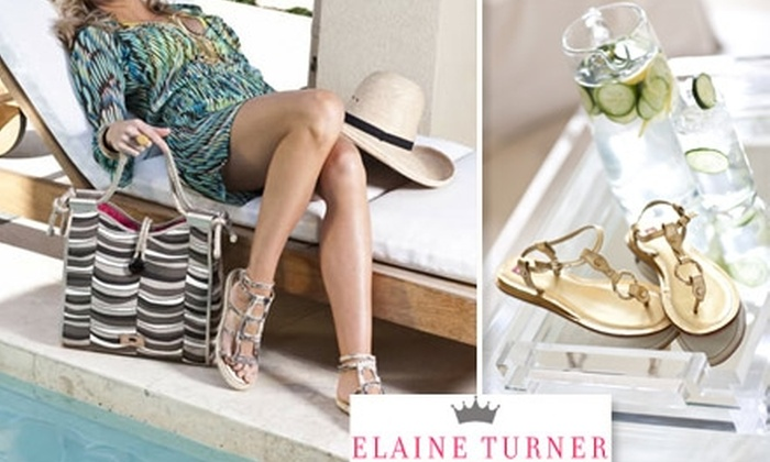 Elaine Turner - Houston: $50 for $100 Worth of Designer Goods at Elaine Turner