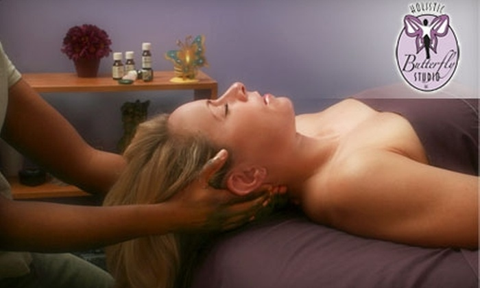 Holistic Butterfly Studio - East Lansing: $17 for One 30-Minute Massage at Holistic Butterfly Studio ($35 Value)