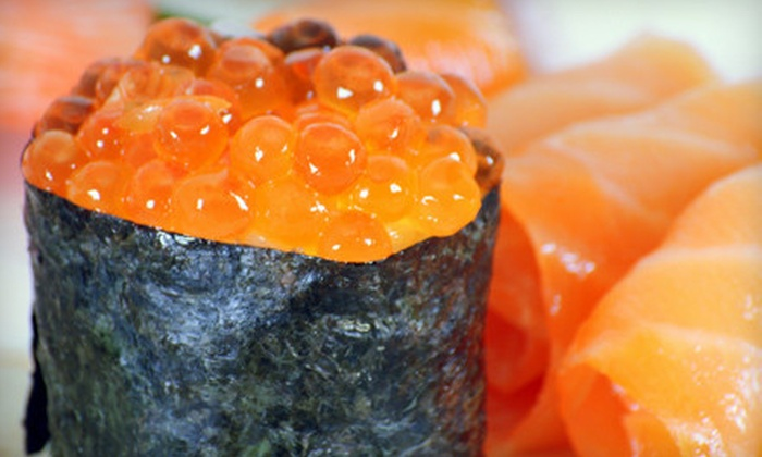 Nippon Sushi and Grill - Pensacola: $6 for $12 Worth of Sushi and Drinks at Nippon Sushi and Grill