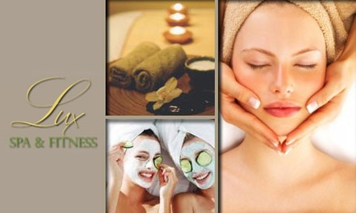 Lux Spa & Fitness - Center City East: $150 for a Three-Month Fitness Membership at Lux Spa & Fitness ($390 Value)