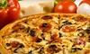 Santa Cruz Pizza Company - Scotts Valley: $10 for $20 Worth of Pizza and More at Santa Cruz Pizza Company