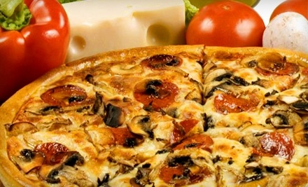 $20 Groupon to Santa Cruz Pizza Company - Santa Cruz Pizza Company in Scotts Valley