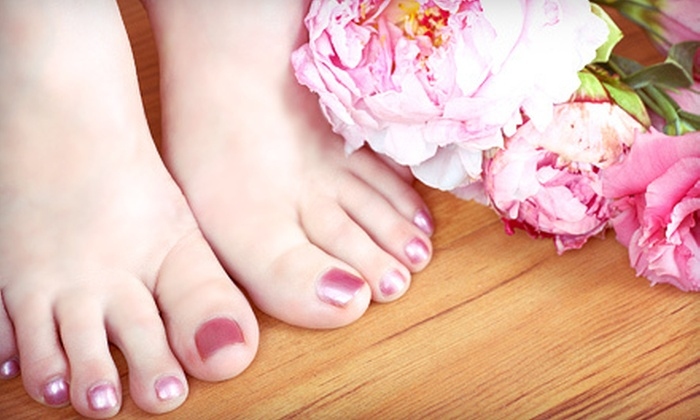 Myers Park Spa & Nails - Charlotte: $15 for Spa Pedicure at Myers Park Spa & Nails ($30 Value)