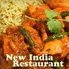 Half Off at New India Restaurant