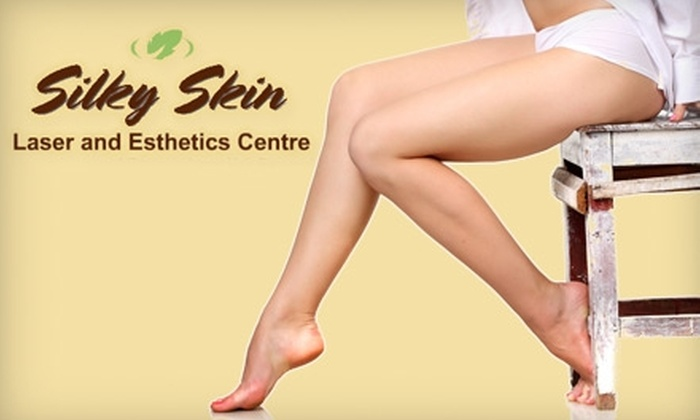 Silky Skin Laser and Esthetics Centre - Prince Rupert: $99 for Three Laser Hair-Removal Treatments at Silky Skin Laser and Esthetics Centre (Up to $315 Value)