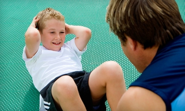 Crossfit Akron - Akron / Canton: $39 for One Month of Kids' Fitness Classes from CrossFit Akron ($300 Value)