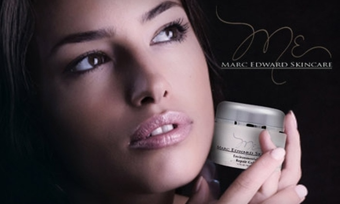 Marc Edward Skincare - West Hollywood: $69 for a Dermasweep, Hydrafacial, or SilkPeel Treatment Plus Lip Balm at Marc Edward Skincare ($255 Value)