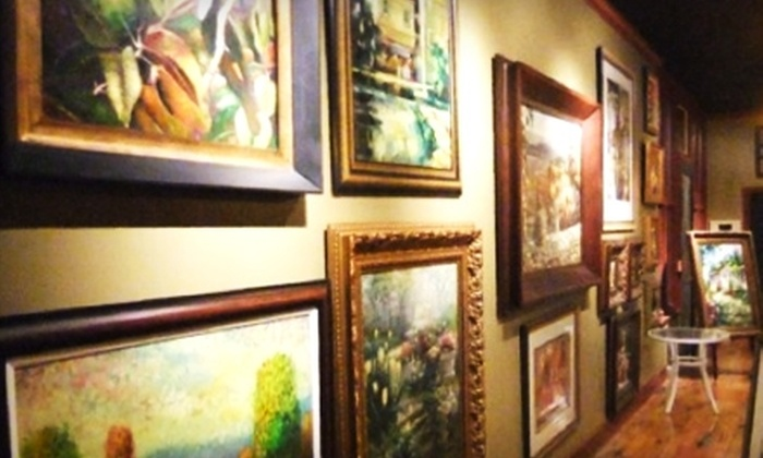 Gallery One Fourteen Art & Framing Services - Northside: $45 for $100 Worth of Framing Services at Gallery One Fourteen Art & Framing Services