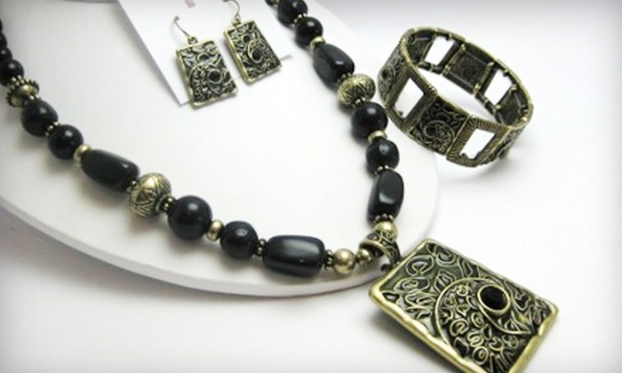 Barb's Boutique - Big Spring: $6 for $12 Worth of Jewelry at Barb's Boutique