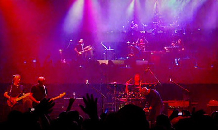Band Buffet featuring Which One's Pink? and Candy-O - San Buenaventura (Ventura): $15 for Two Tickets to Band Buffet Tribute Concert at the Majestic Ventura Theater on December 11 (Up to $30 Value)