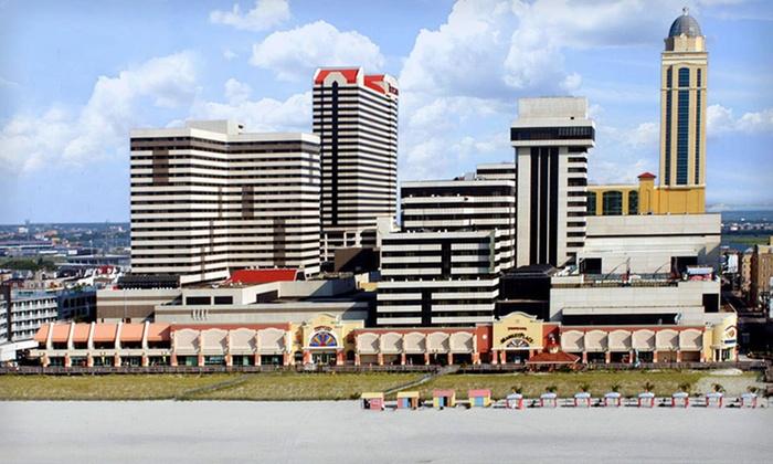 Tropicana Casino & Resort - Atlantic City: One- or Two-Night Stay at Tropicana Casino & Resort in Atlantic City