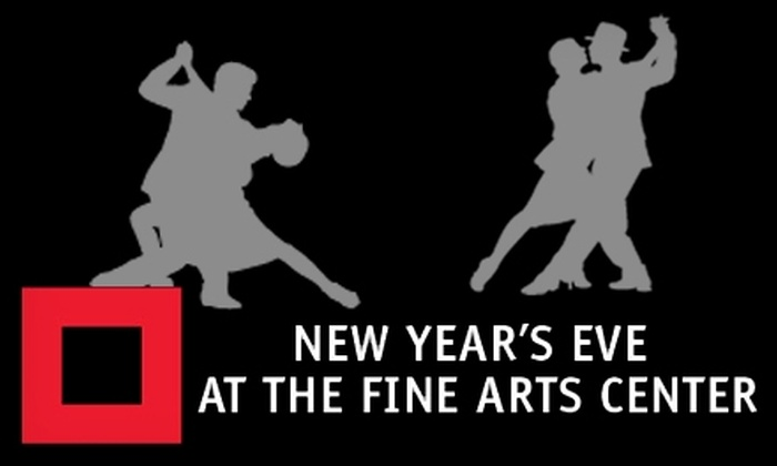 Colorado Springs Fine Arts Center - Downtown Colorado Springs: $64 for Two Admissions to a New Year's Eve Party at the Colorado Springs Fine Arts Center