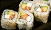Kamiza Sushi - Washington Square: $15 for $30 Worth of Maki, Sashimi, and Japanese Cuisine at Kamiza Sushi in Brookline