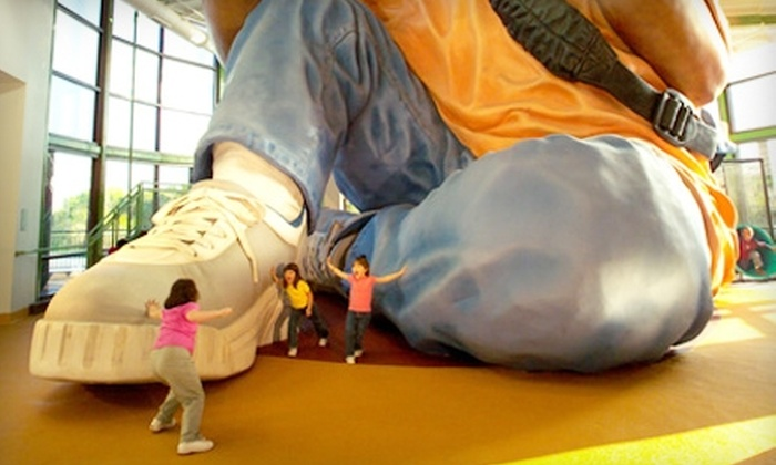 EdVenture Childrens Museum - Columbia: $19 for Four General-Admission Tickets to EdVenture Children's Museum (Up to $38 Value)