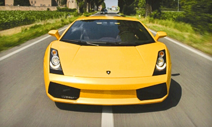 Affinity Luxury Car Rentals - Multiple Locations: 30-Minute Exotic-Car Test Drive or Full-Day Rental at Affinity Luxury Car Rentals in Thornhill (Up to 57% Off )