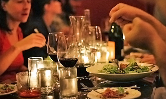 Gilt Club - Old Town - Chinatown: Seasonal Fare and Drinks at Gilt Club. Four Options Available.