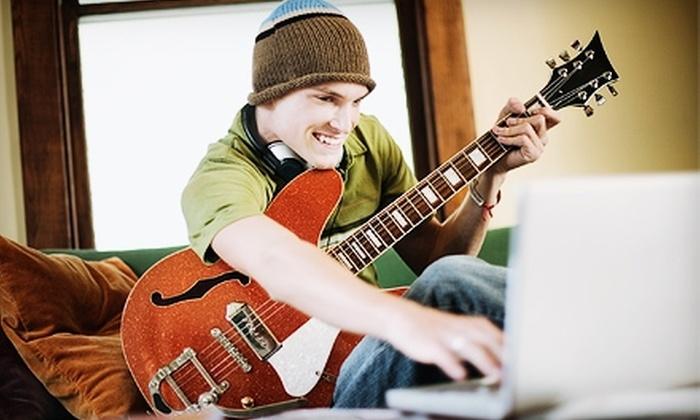 Austin Guitar School - Highland: $199 for Five-Day Music Summer Camp at Austin Guitar School