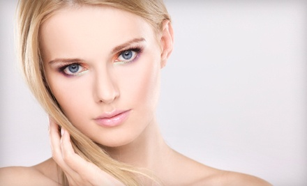Mini-Facial (a $55 value) and a Chemical Peel (a $65 value) - Exhale in beauty Spa in Wesley Chapel
