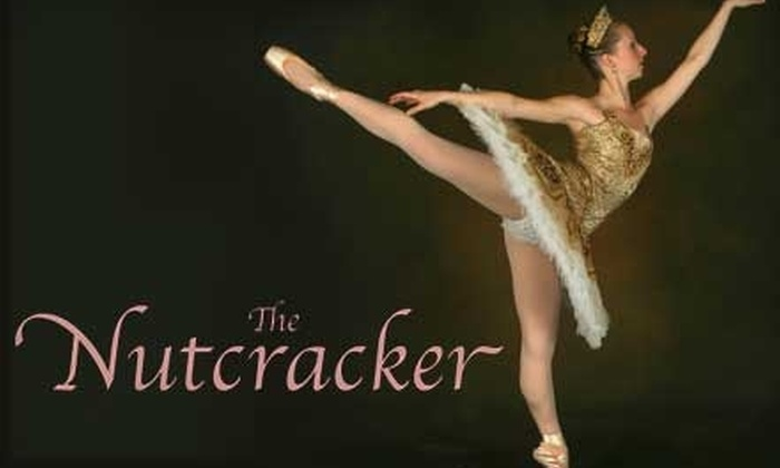 """Svetlana's Dance Academy - Old Town Temecula: $9 for One Ticket to Svetlana's Dance Academy and Inland Valley Classical Ballet Theatre's Presentation of """"The Nutcracker"""" ($18 Value)"""