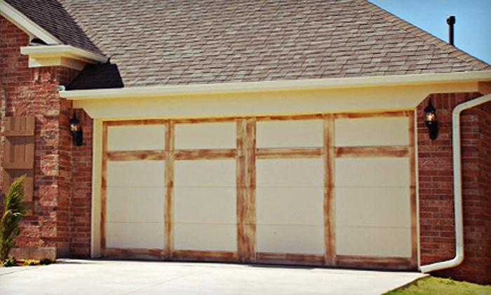 Ace Garage Door Company, LLC - Chisholm Creek: Residential or Commercial Garage-Door Repair from Ace Garage Door Company, LLC (Up to 54% Off)