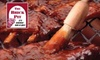 Brick Pit - Country Club: $6 for $12 Worth of Barbecue at The Brick Pit