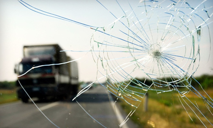 Cascade Auto Glass - Salem OR: $29 for $100 Toward Windshield Replacement or Insurance Deductible at Cascade Auto Glass