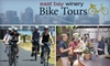 East Bay Winery Bike Tours - Oakland: $44 for a Winery Bike Tour from East Bay Winery Bike Tours