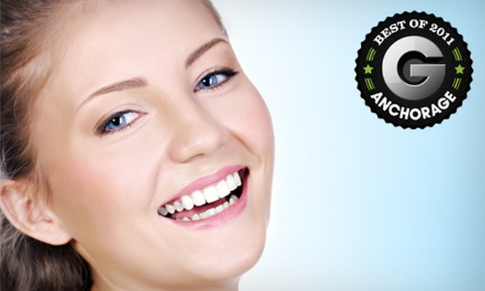 Mint Dental - Tudor Area: $99 for a Dental Package with Oral Exam, X-rays, Cleaning, and Take-Home Teeth-Whitening Kit at Mint Dental ($479 Value)