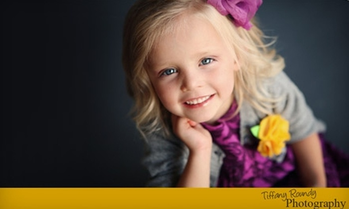 "Tiffany Roundy Photography - San Angelo: $49 for a One-Hour Portrait Photography Session and One 8""x10"" Print from Tiffany Roundy Photography ($130 Value)"