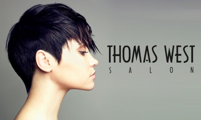 Thomas West Salon - Near North Side: $50 for $110 Worth of Services at Thomas West Salon