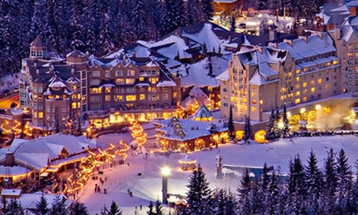 Living Earth Tours - Vancouver: Day Trip to Whistler for One Adult or Family of Four from Living Earth Tours (Up to 58% Off)