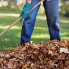 60% Off Three Man-Hours of Yard Cleaning