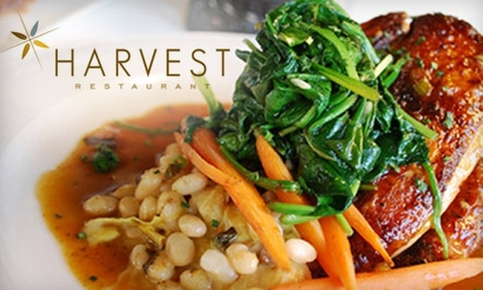 Harvest Tucson - Oro Valley: $20 for $40 Worth of Seasonal Fare and Drinks at Harvest
