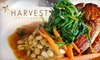 Market Restaurant Group - Fresh Cafe, Hacienda del Sol, Zona 78 - Oro Valley: $20 for $40 Worth of Seasonal Fare and Drinks at Harvest